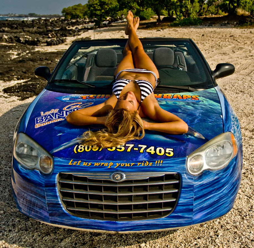 Chrysler Sebring Wrap